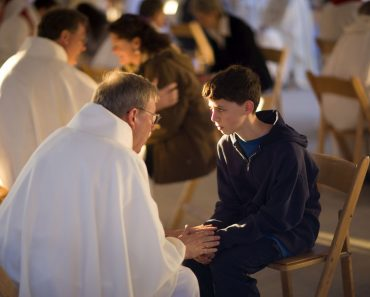 Question on the Sacrament of Reconciliation